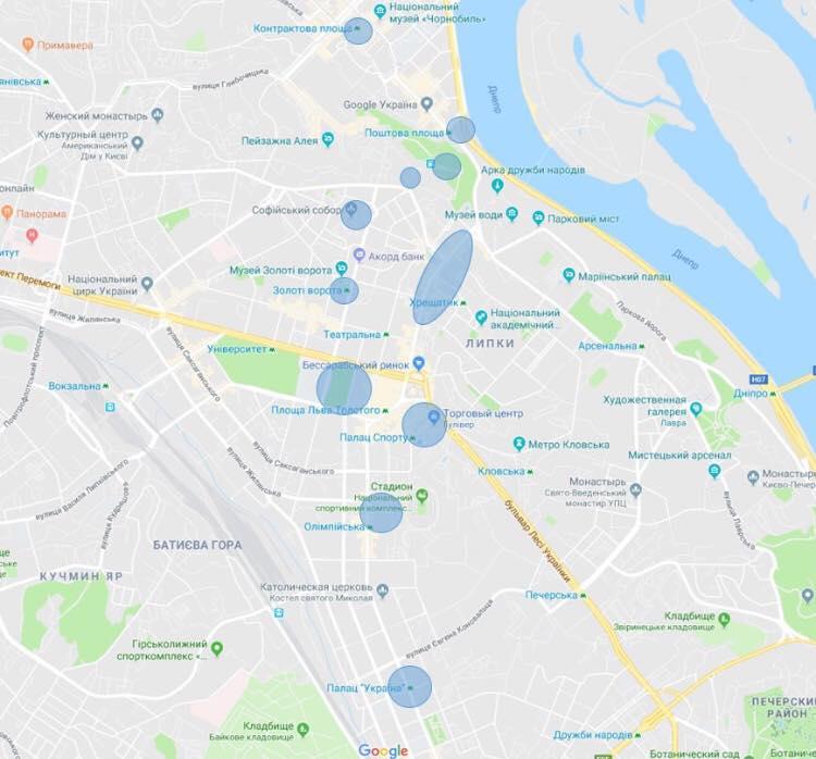 У столиці увесь громадський наземний транспорт отримав Wi-Fi