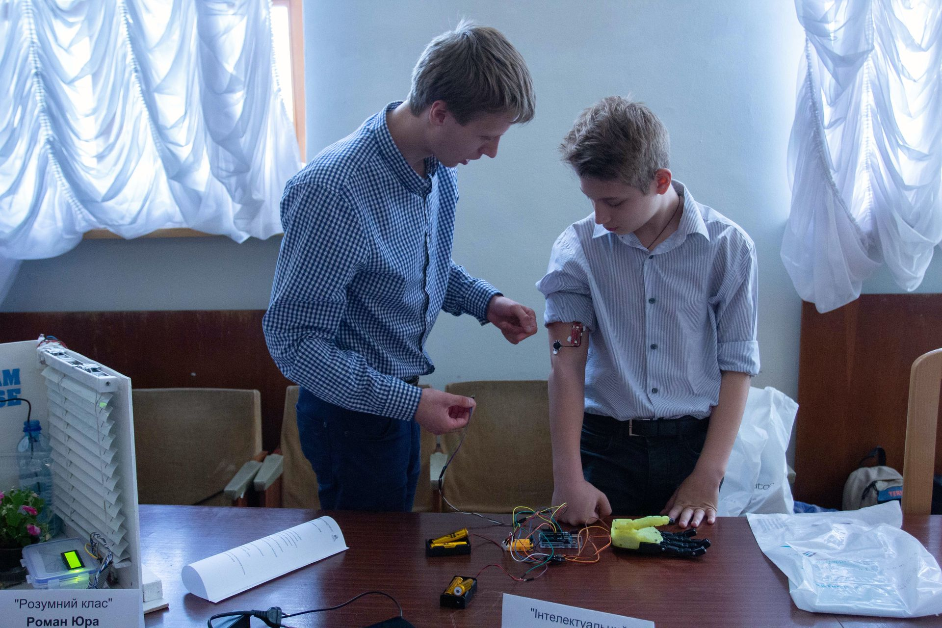 Nazvaly peremožciv Vseukraїnśkogo konkursu «STEAM-House»