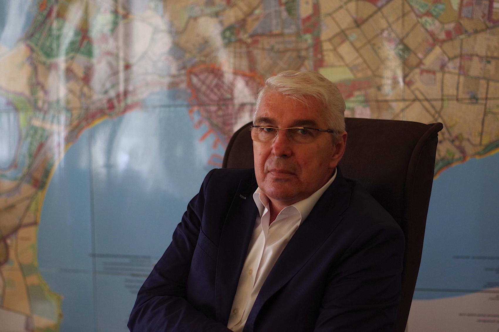 Golovnyj arhitektor Odesy: «Dlja mene misto — ce v peršu čergu odesyty, a ne budivli»
