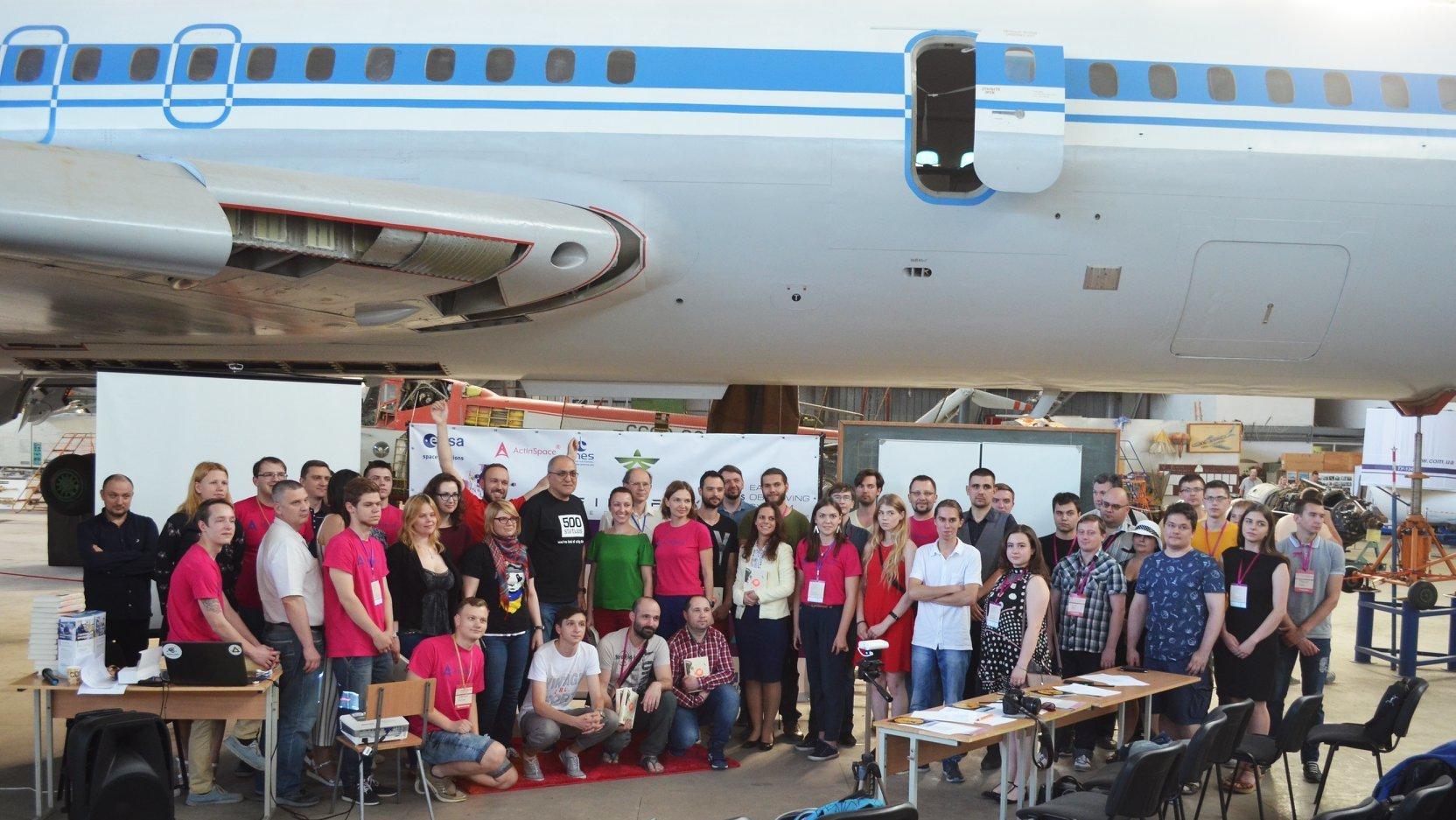 Команда Space Cossacks пройшла у фінал конкурсу космічних інновацій
