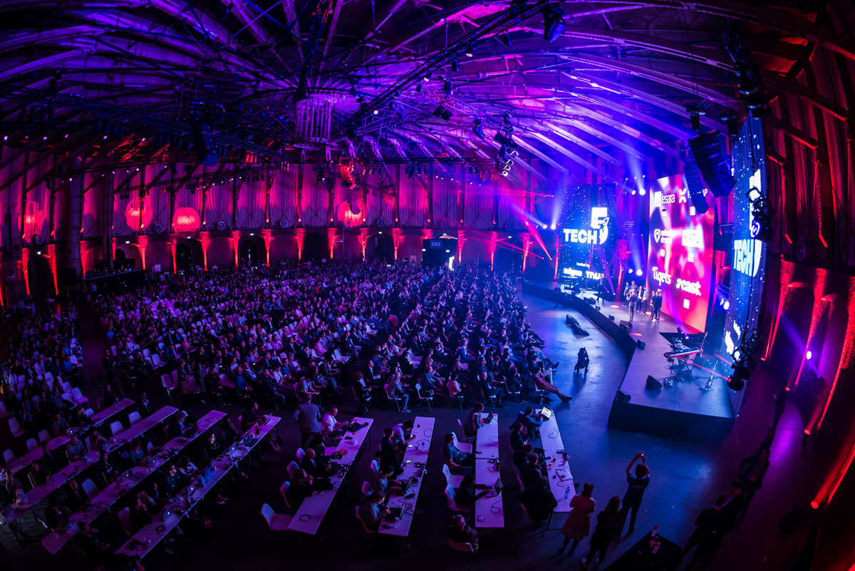 25 konferencij, jaki varto vidvidaty pidpryjemcjam ta innovatoram v 2018