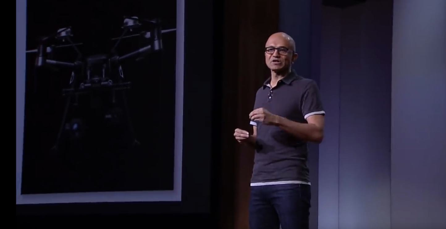 U vidtinkah štučnogo intelektu — golovni anonsy konferenciї Microsoft Build 2018
