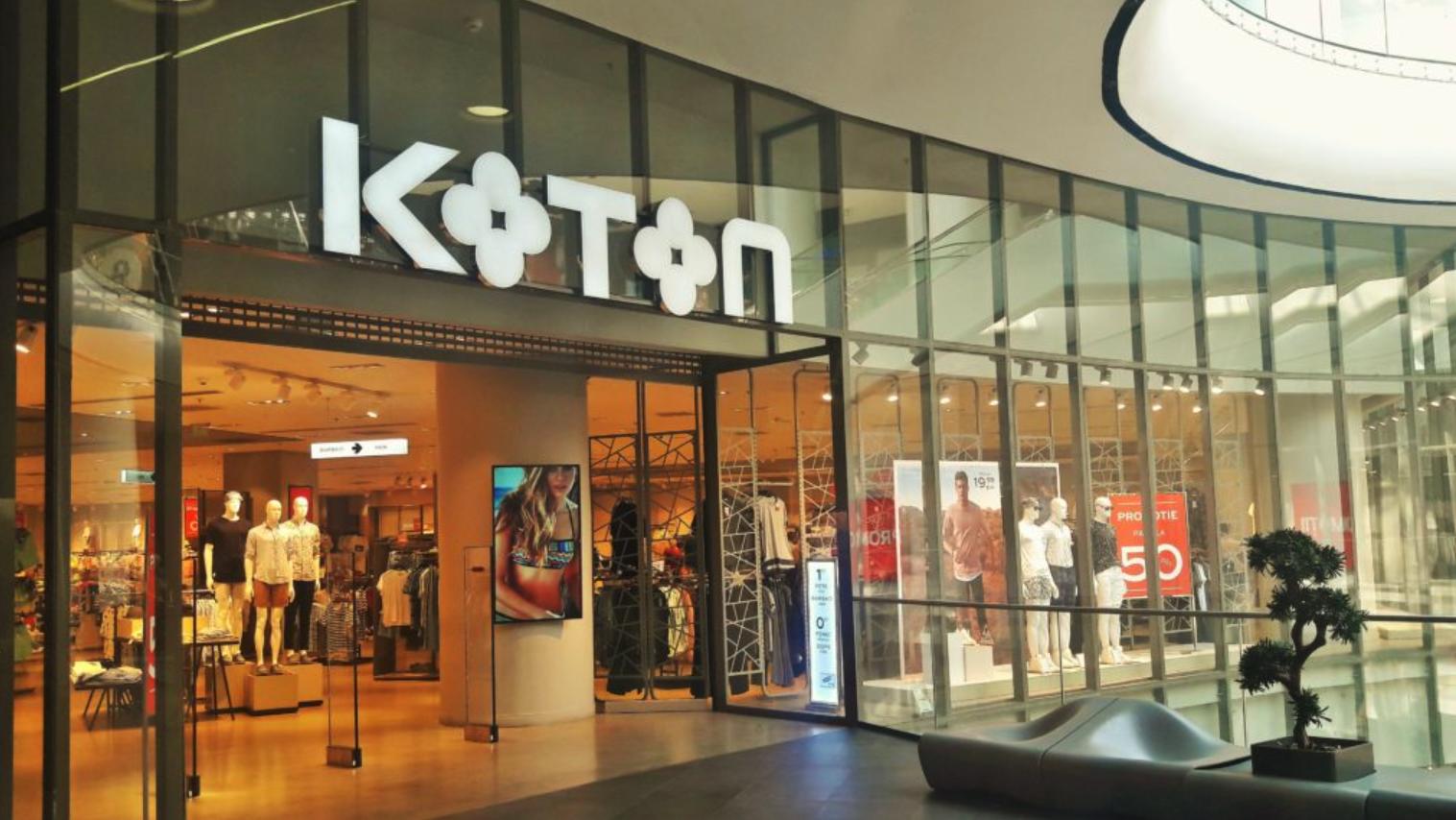 Відомий турецький бренд одягу відкрив перший магазин в Україні