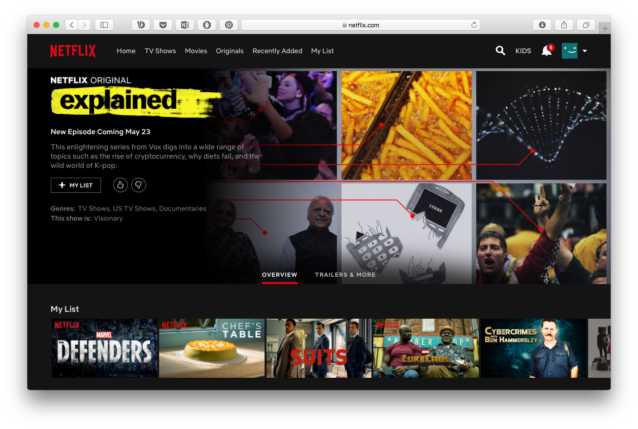 Netflix запускає проект пояснювальної журналістики