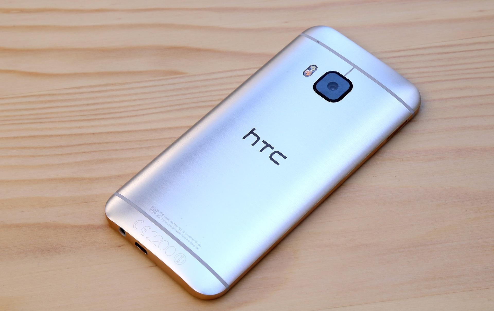 HTC представляє новий blockchain-смартфон
