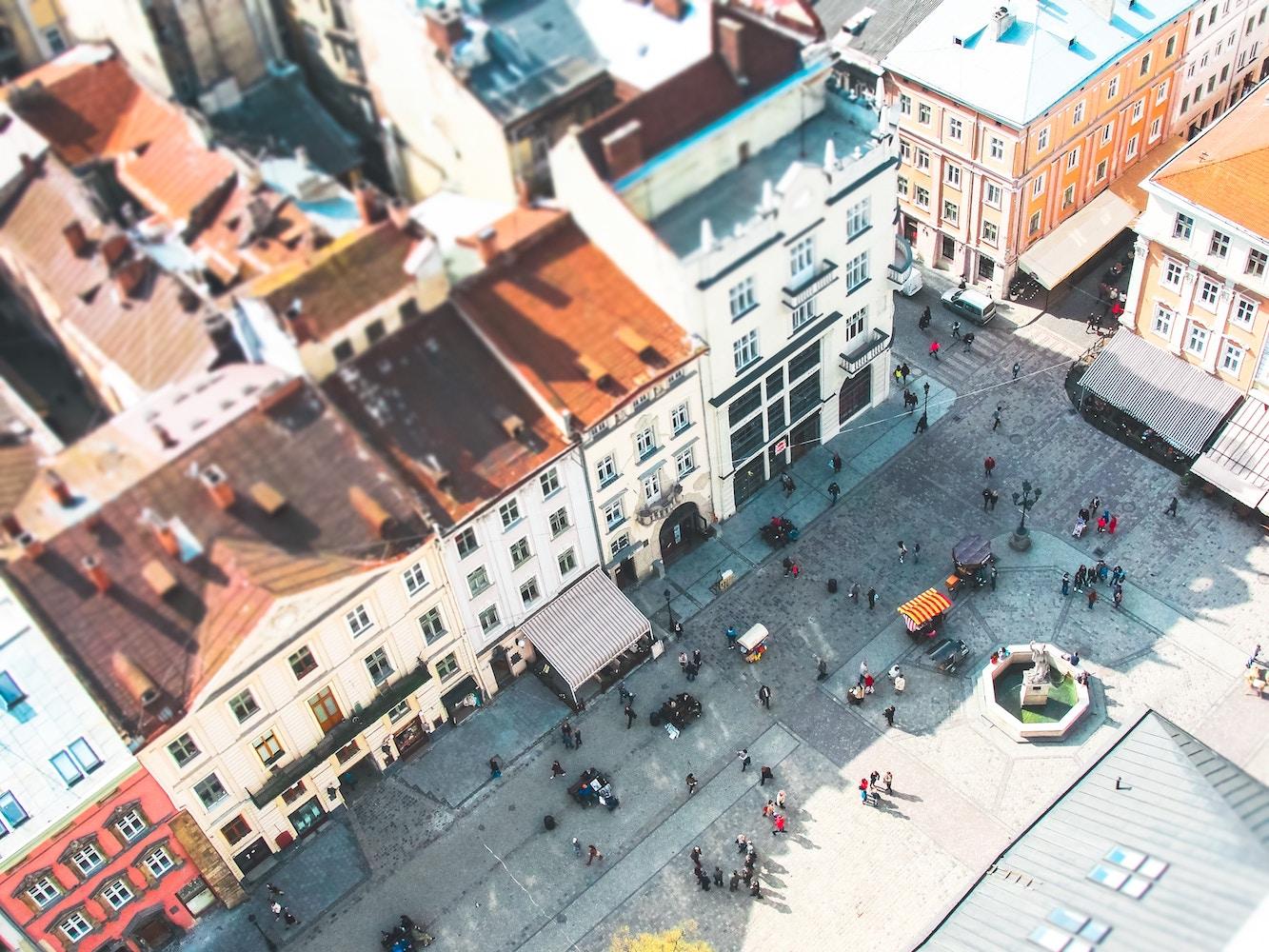 У Львові працюють над 7 проектами, котрі мають змінити місто на краще