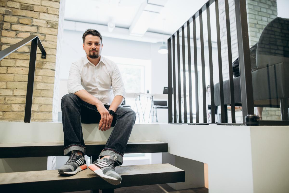 Head of HR Preply Михайло Притула: «Кожен є модельєром своєї роботи»