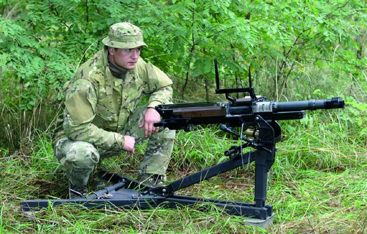 Представили першу українську розробку з числа засобів ближнього бою