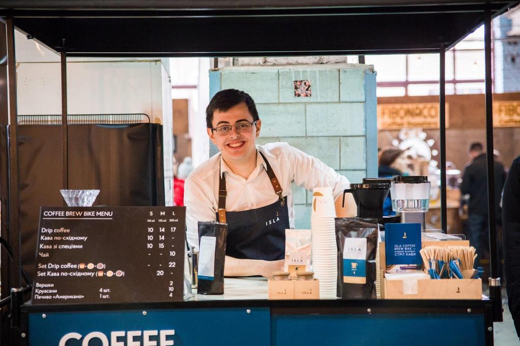 Співзасновник Coffee Brew Bike