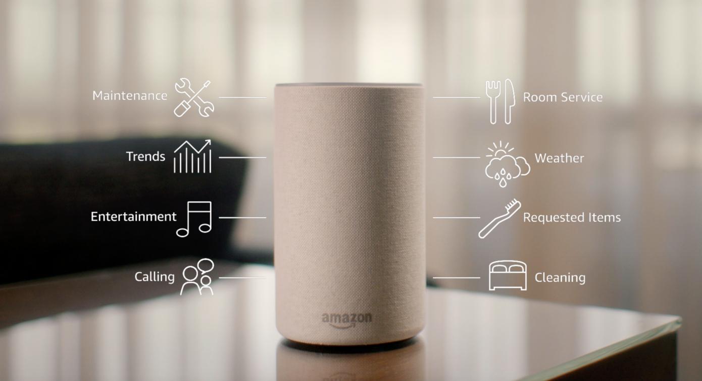 Amazon predstavyla okremu versiju smart-pomičnyka dlja goteliv