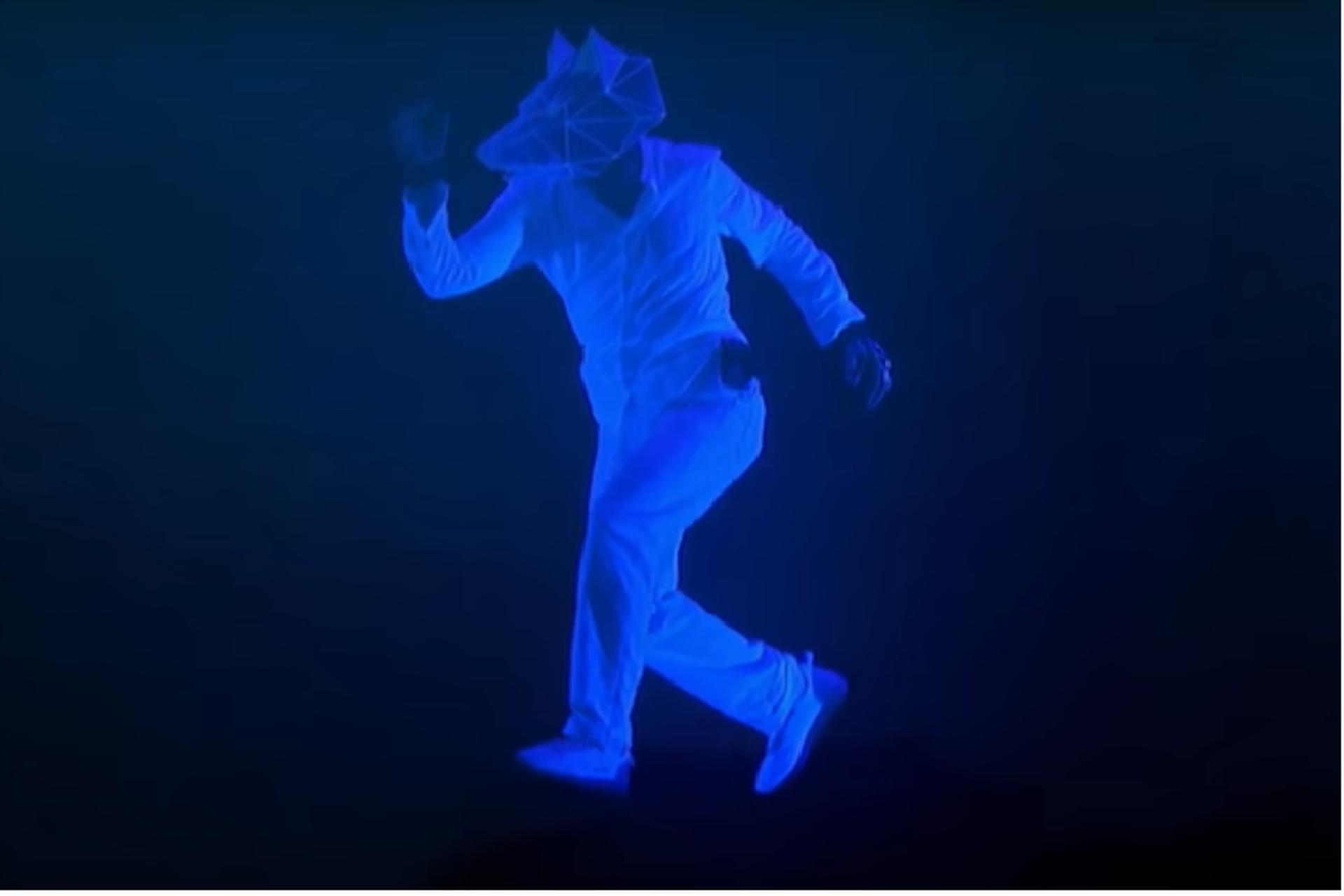 Ukraїneć, jakyj «tancjuje» u 3D-prostori – u nastupnomu etapi konkursu v SŠA