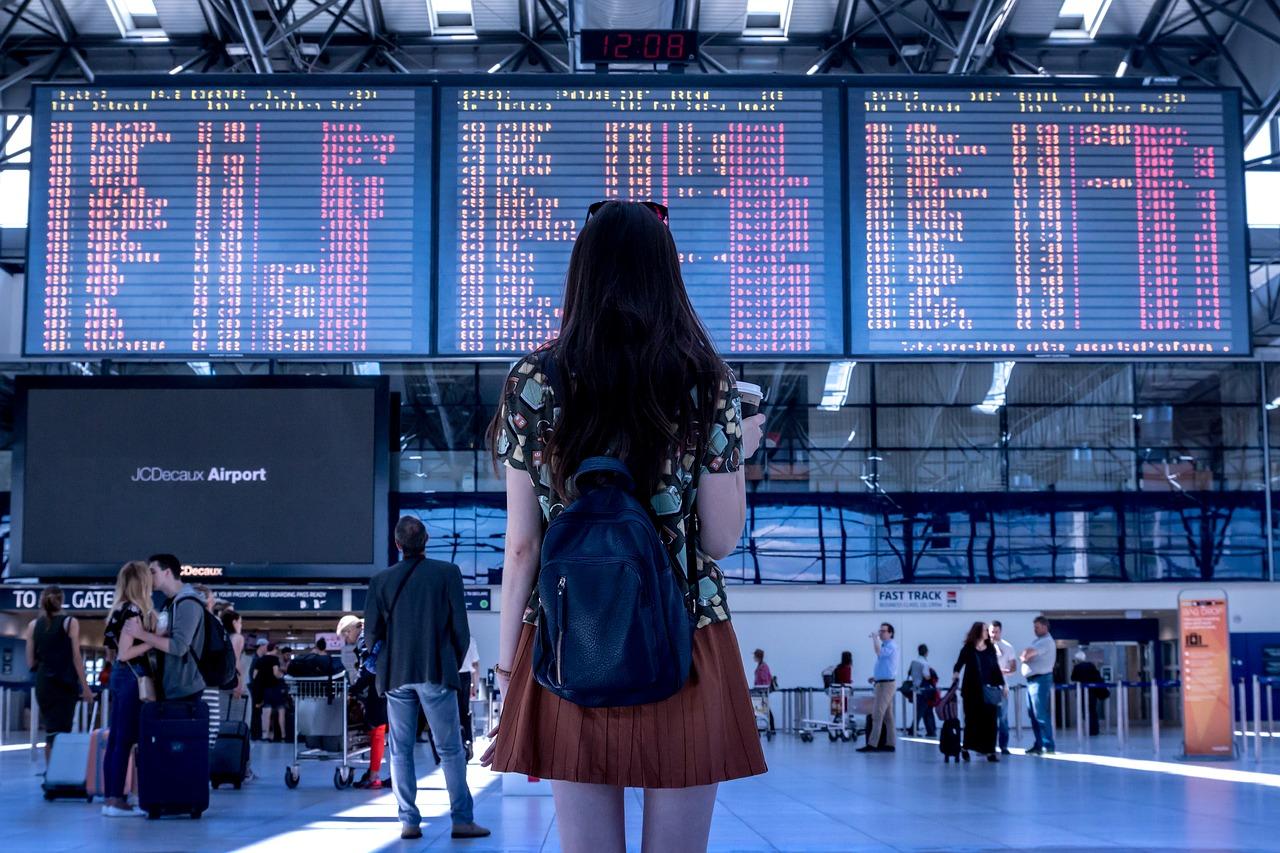 Запорізький аеропорт запустив електронну реєстрацію пасажирів