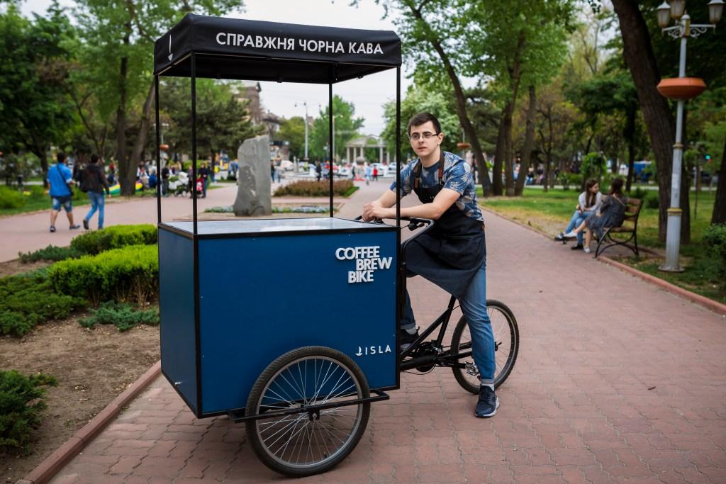 Співзасновник Coffee Brew Bike»