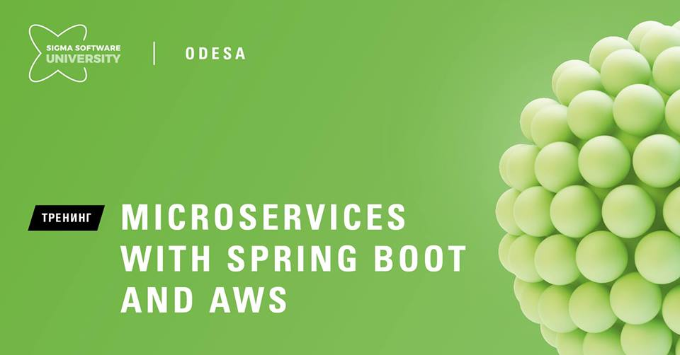 Microservices with Spring Boot and AWS