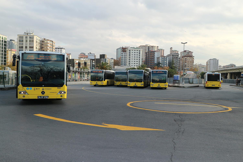 Rozvorot avtobusiv