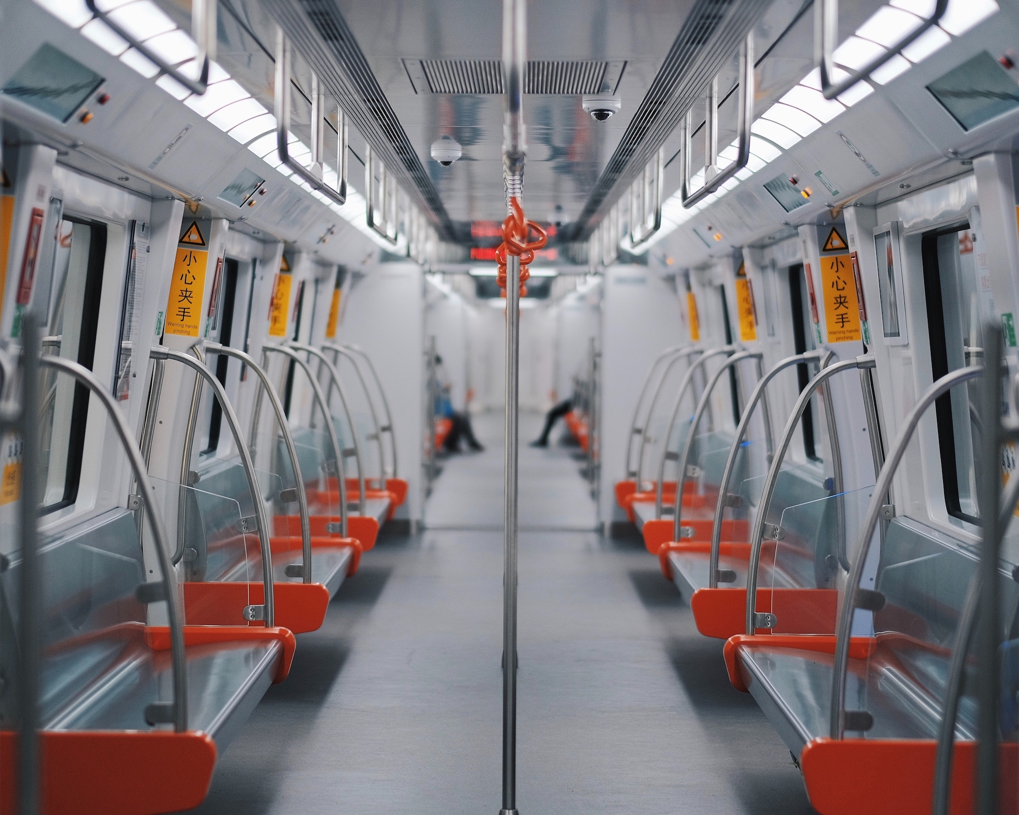 Metro v Pekini stane peršym na planeti z biometrijeju zamisť kvytkiv