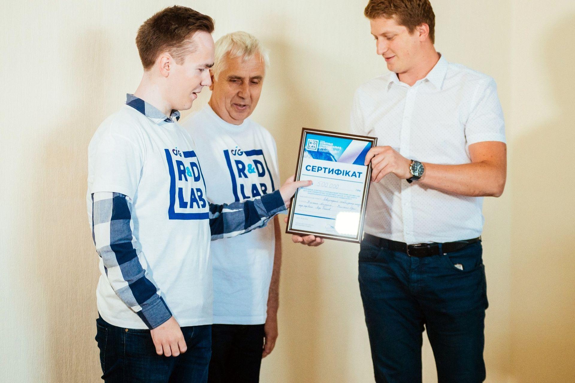 Український студент створив стабілізатор для газових котлів — й отримав 500 тис грн