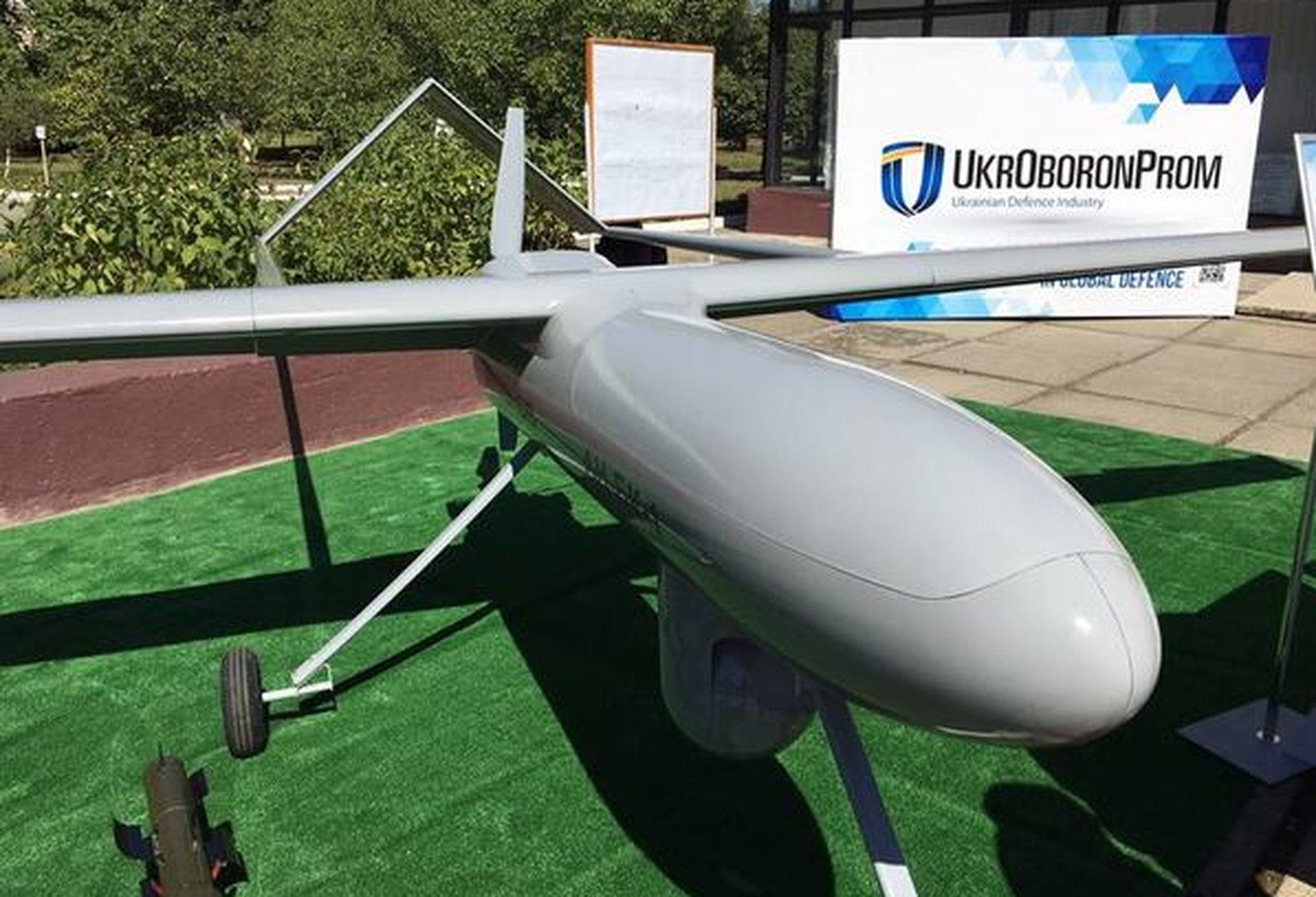 «Антонов» налагодить серійне виробництво дронів