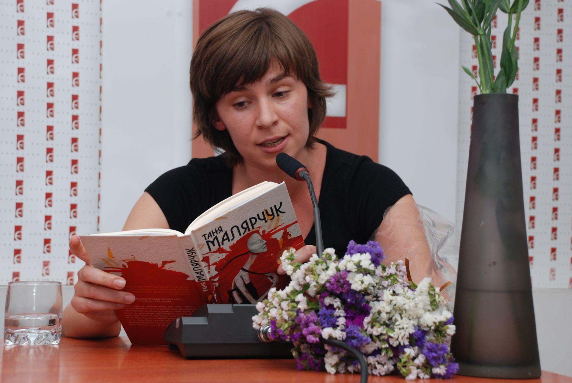 Українська письменниця здобула престижну німецькомовну премію