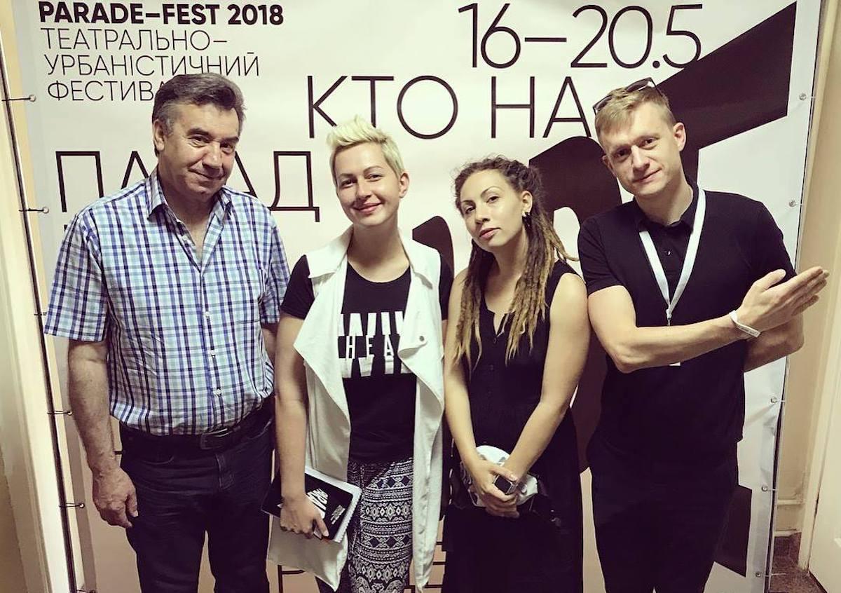Ярослава Кравченко, «Дикий театр»: «Перевірте, чи справді щось відбувається вперше»