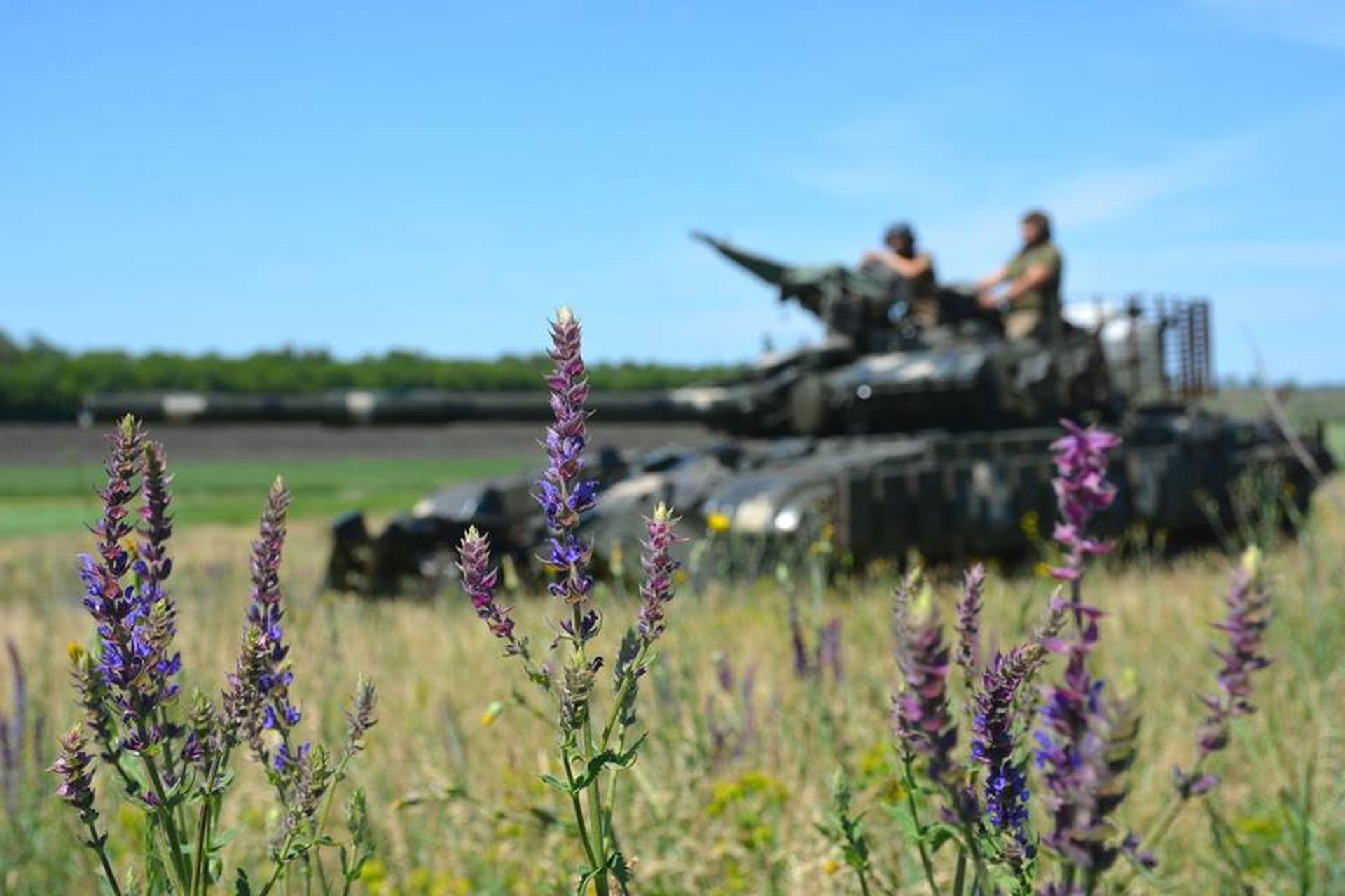 Для українських танкістів розробили сучасну систему управління боєм