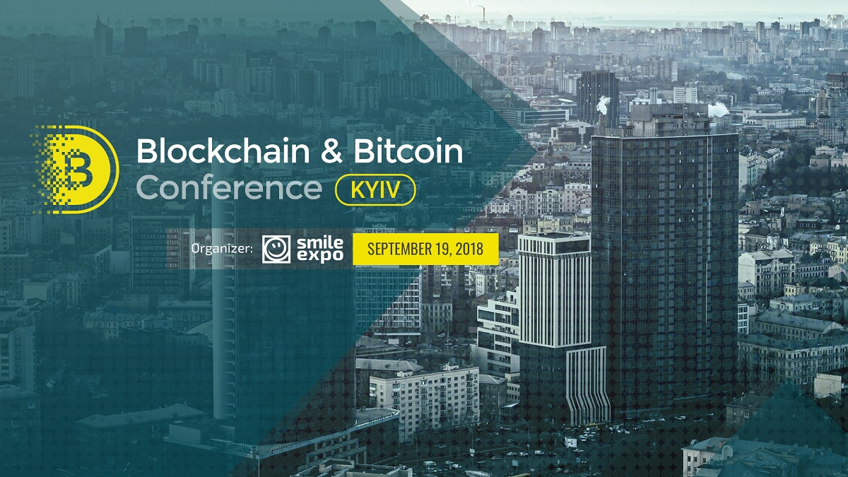 В Україні вшосте відбудеться міжнародна Blockchain & Bitcoin Conference Kyiv