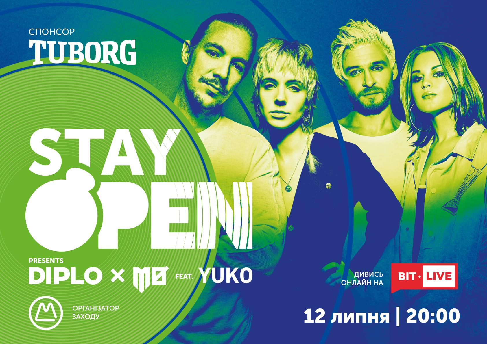 Український гурт Yuko став учасником світового музичного проекту