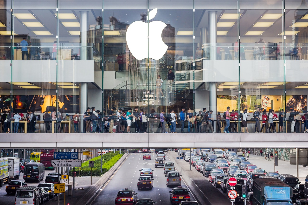 V Ukraїni vidkryjuť peršyj Apple Shop na bazi «Cytrus»
