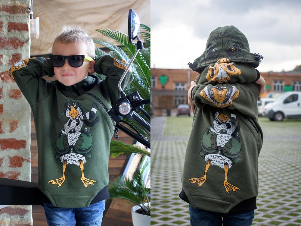 Львівський бренд запустив серію інтерактивного одягу з героями українських казок