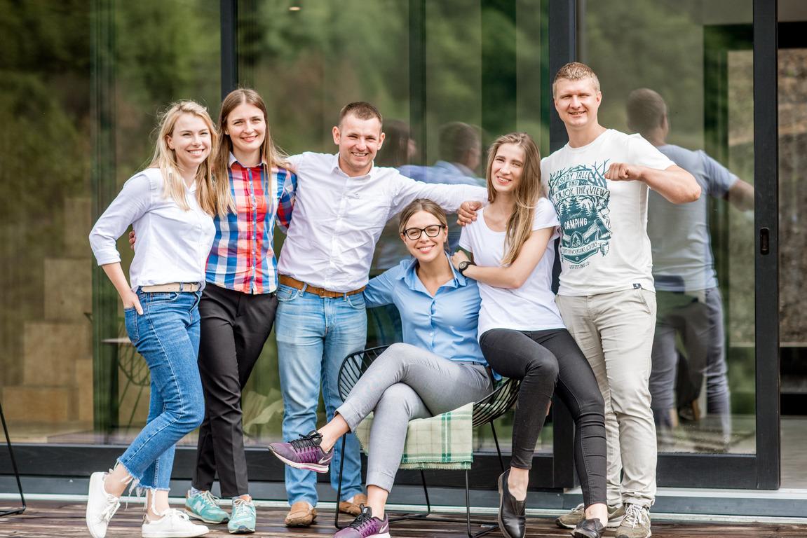 Як створюються будинки для людей від української компанії COSMOS