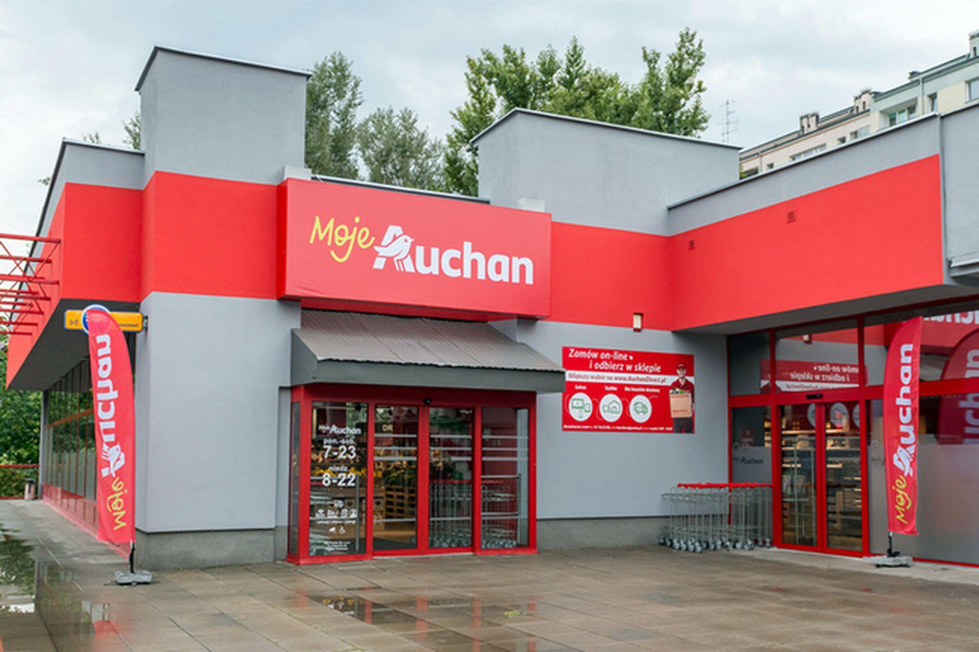 «Ашан» відкриває перші магазини у форматі «біля дому»