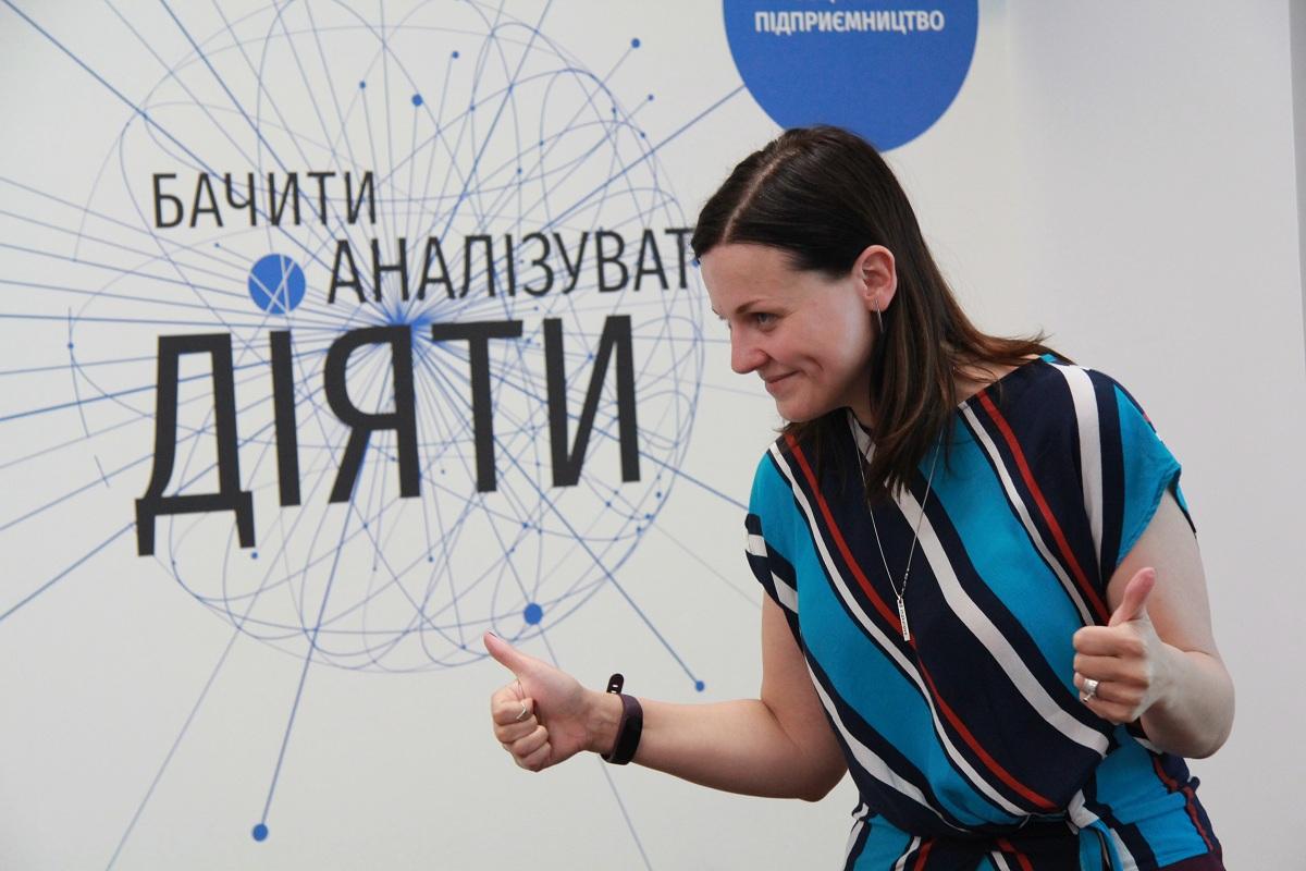 Nadija Pereviznyk, Hope & Partners — pro stvorennja sociaľnogo brendu