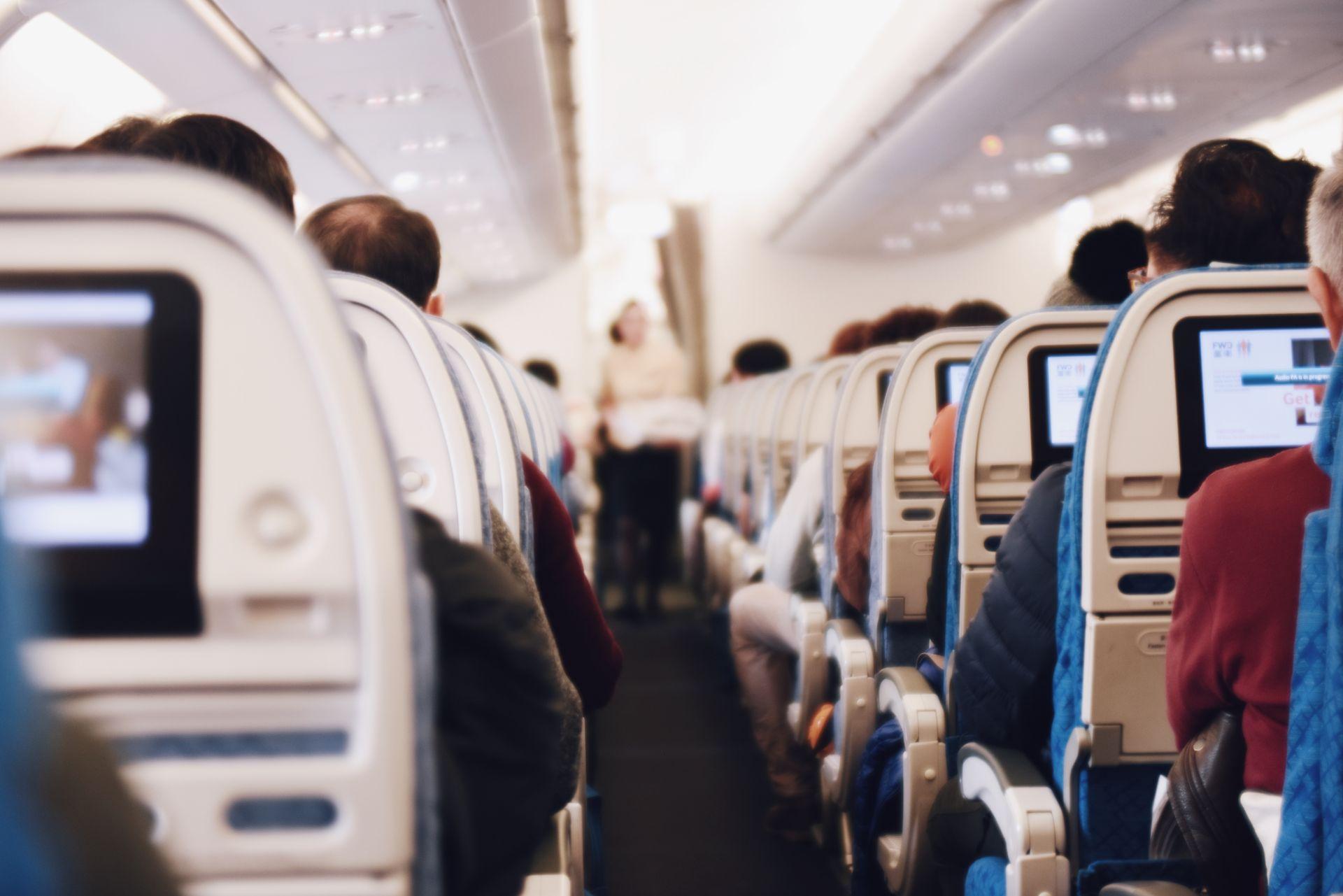 Stalo vidomo, jak zrosly pasažyropotoky čerez aeroporty Ukraїny