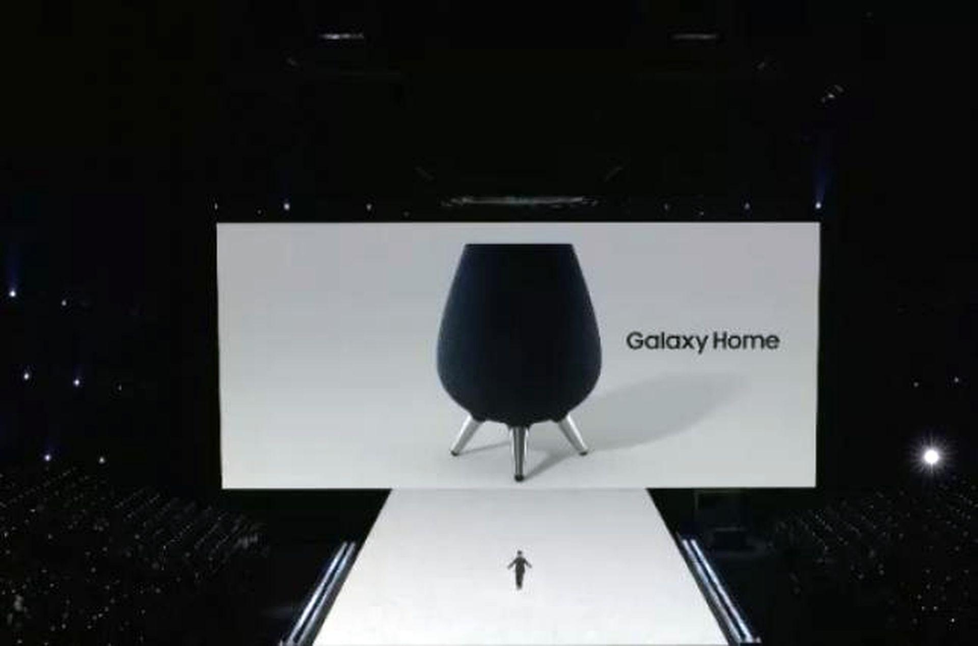 Samsung анонсувала власну «розумну» колонку