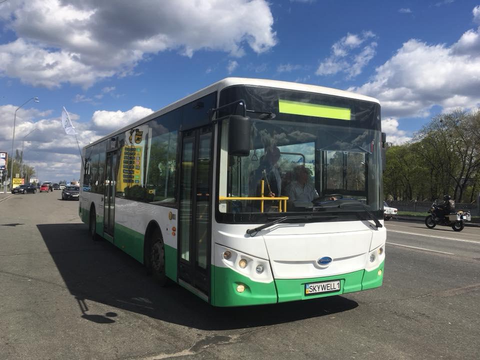 В Україні сертифікували новий електроавтобус