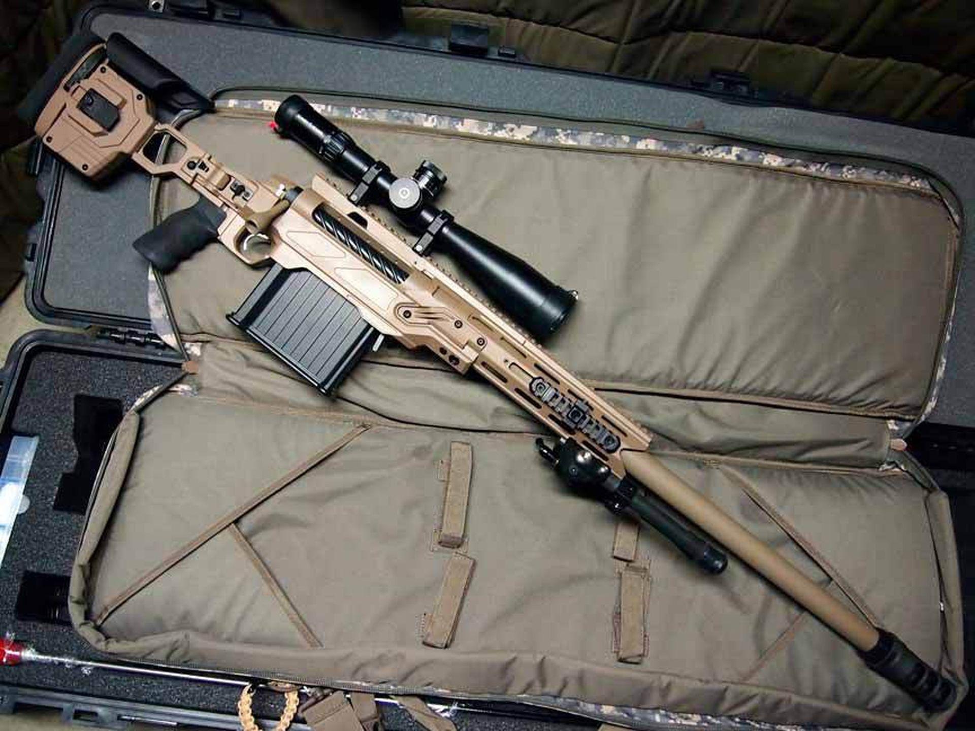 Канадська компанія надасть стрілецьку зброю для ЗСУ