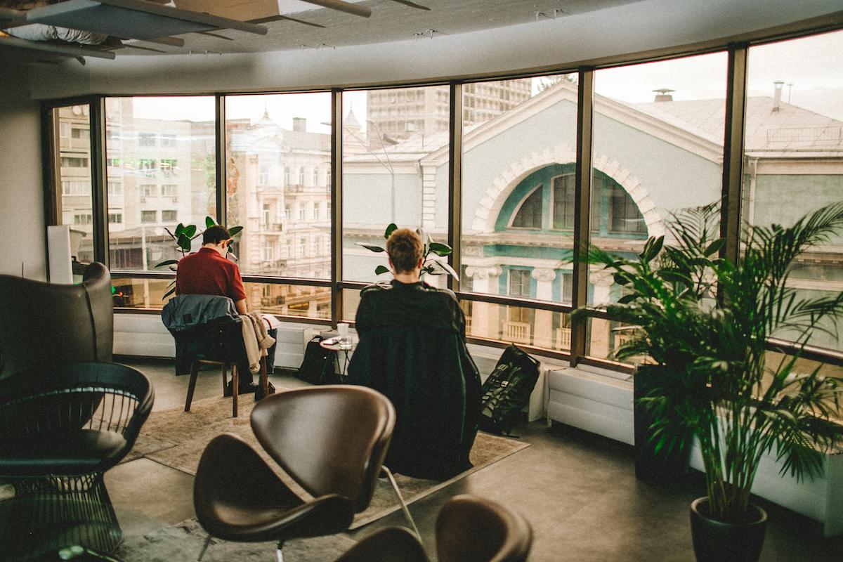 Coworking Platforma