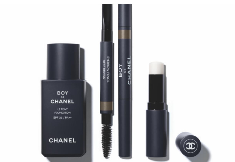 Chanel вперше випустить чоловічий макіяж