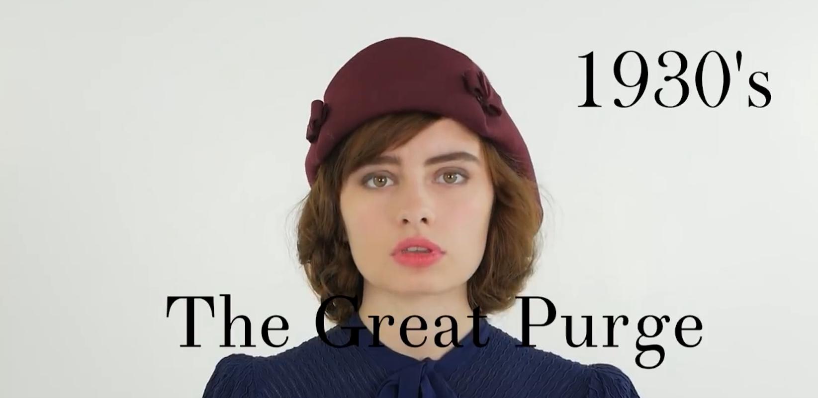 Відеоблоґерка показала 100 років української моди та історії