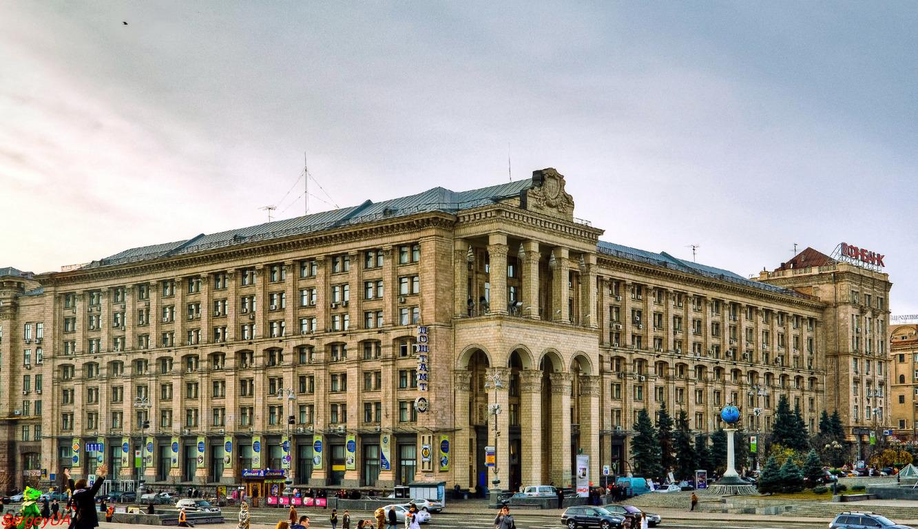 Rozetka орендувала приміщення в київському Головпоштамті
