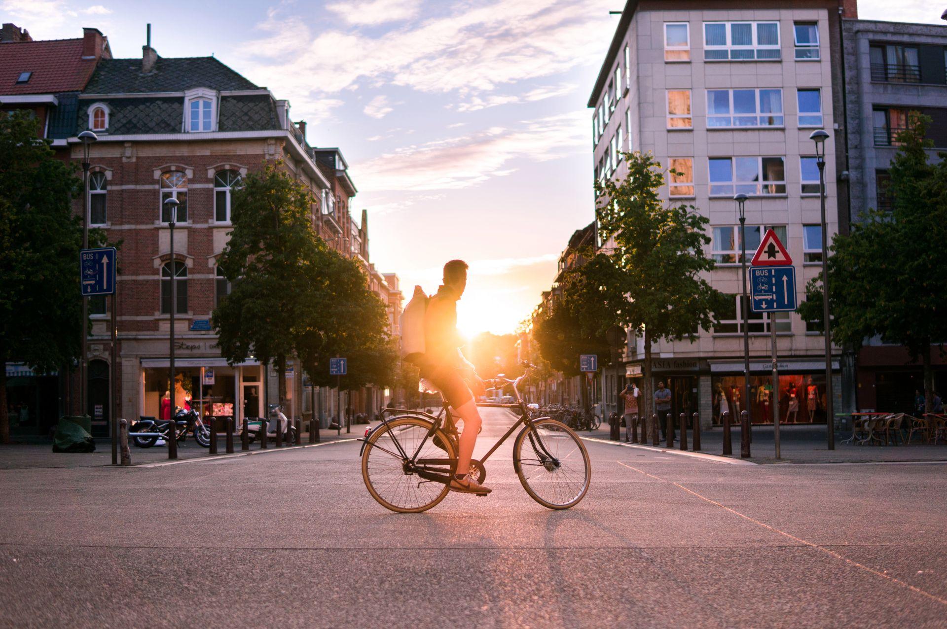 У Києві запускають іще один сервіс велопрокату
