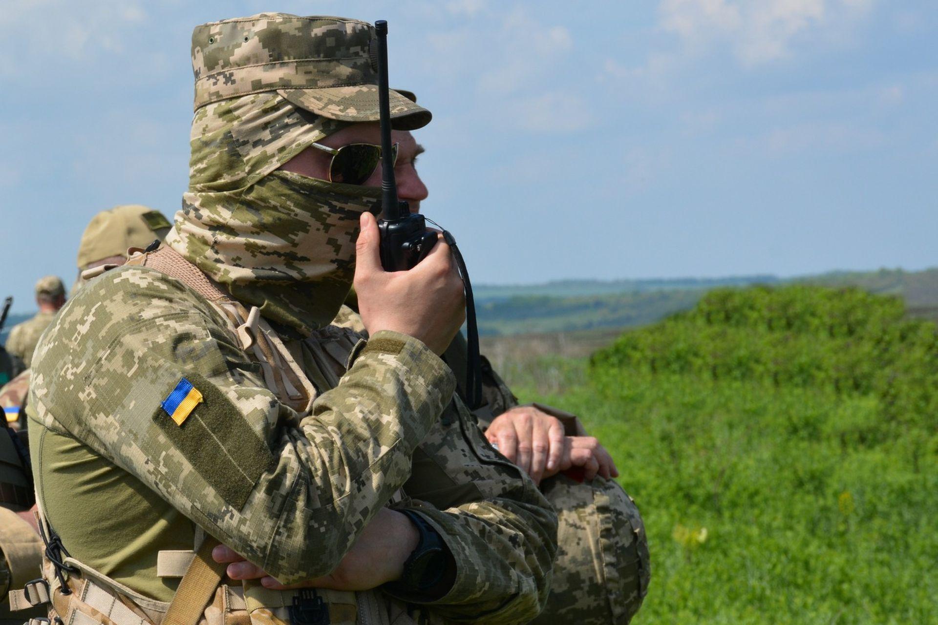 В Україні стартують масштабні військові навчання Rapid Trident-2018