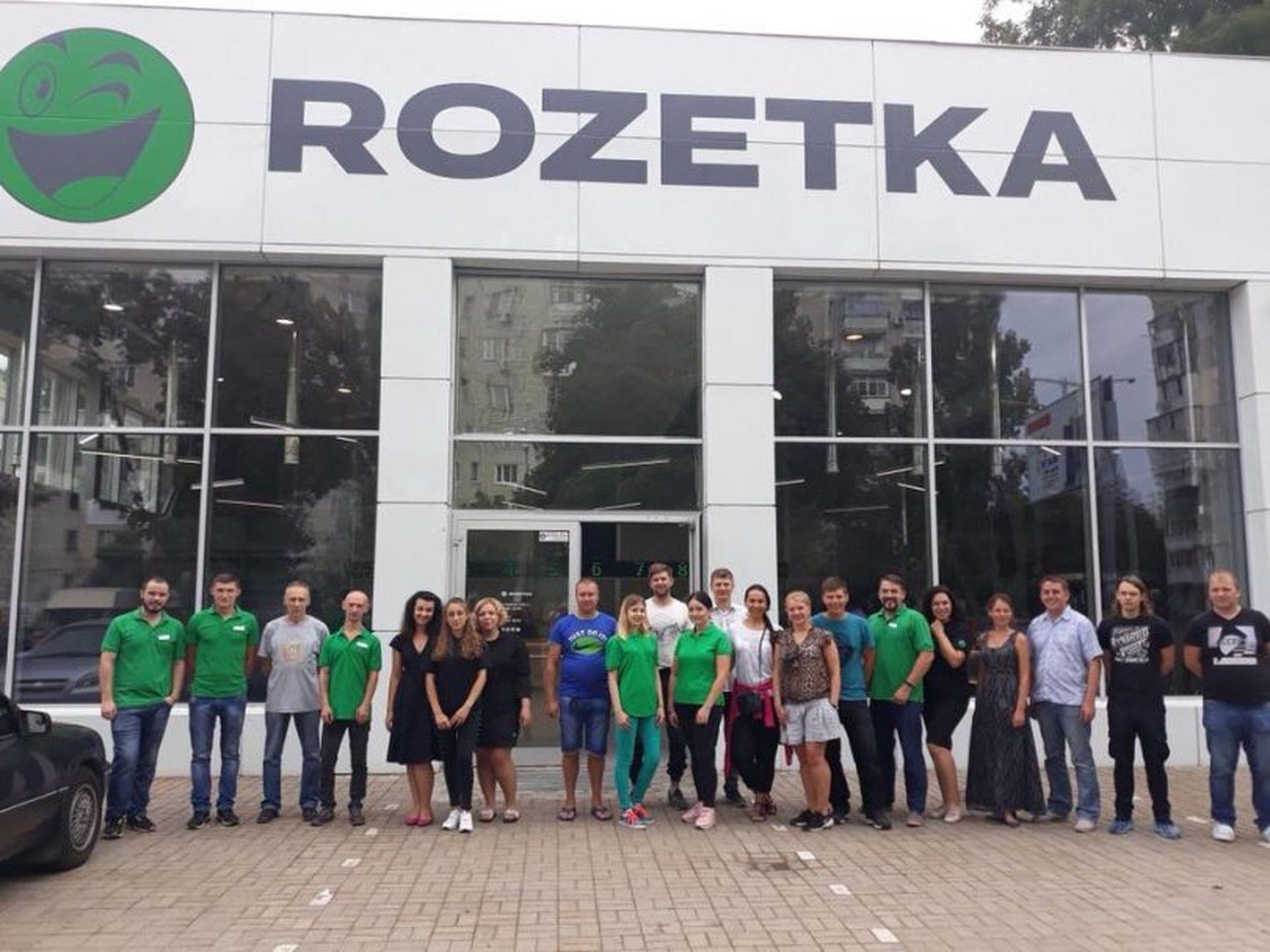 Rozetka відкриває другий офлайн-магазин в Одесі