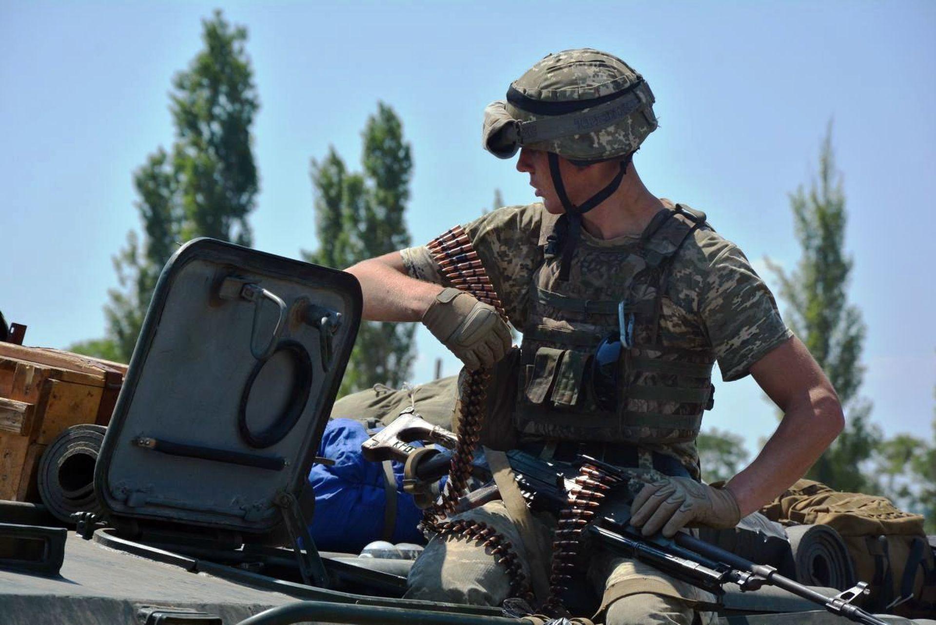 $1,1 mlrd za pivriččja otrymala Ukraїna dlja nacbezpeky ta oborony