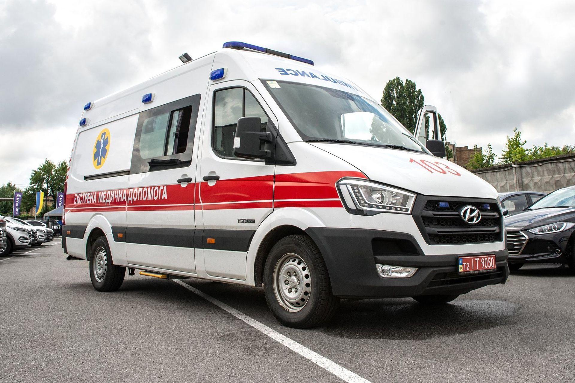 Україна розпочинає виробництво сучасних авто «швидкої допомоги»