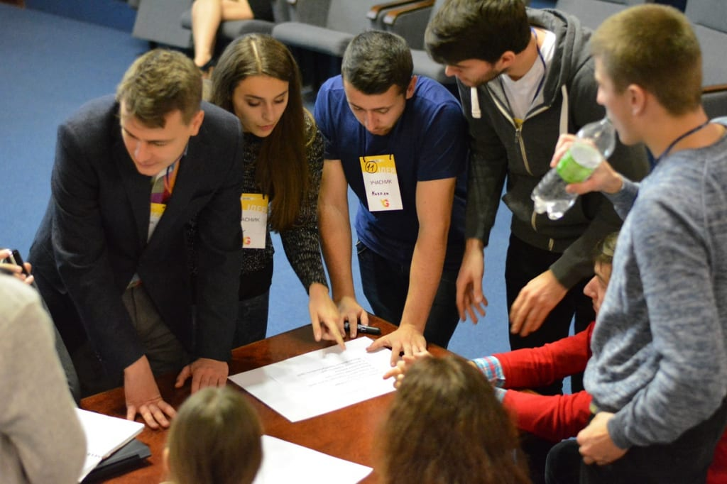 Як здобути професію майбутнього — навчать на Youth Generation Conference