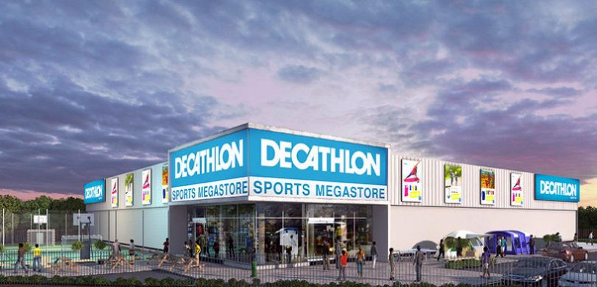 Французька компанія Decathlon заходить на український ринок