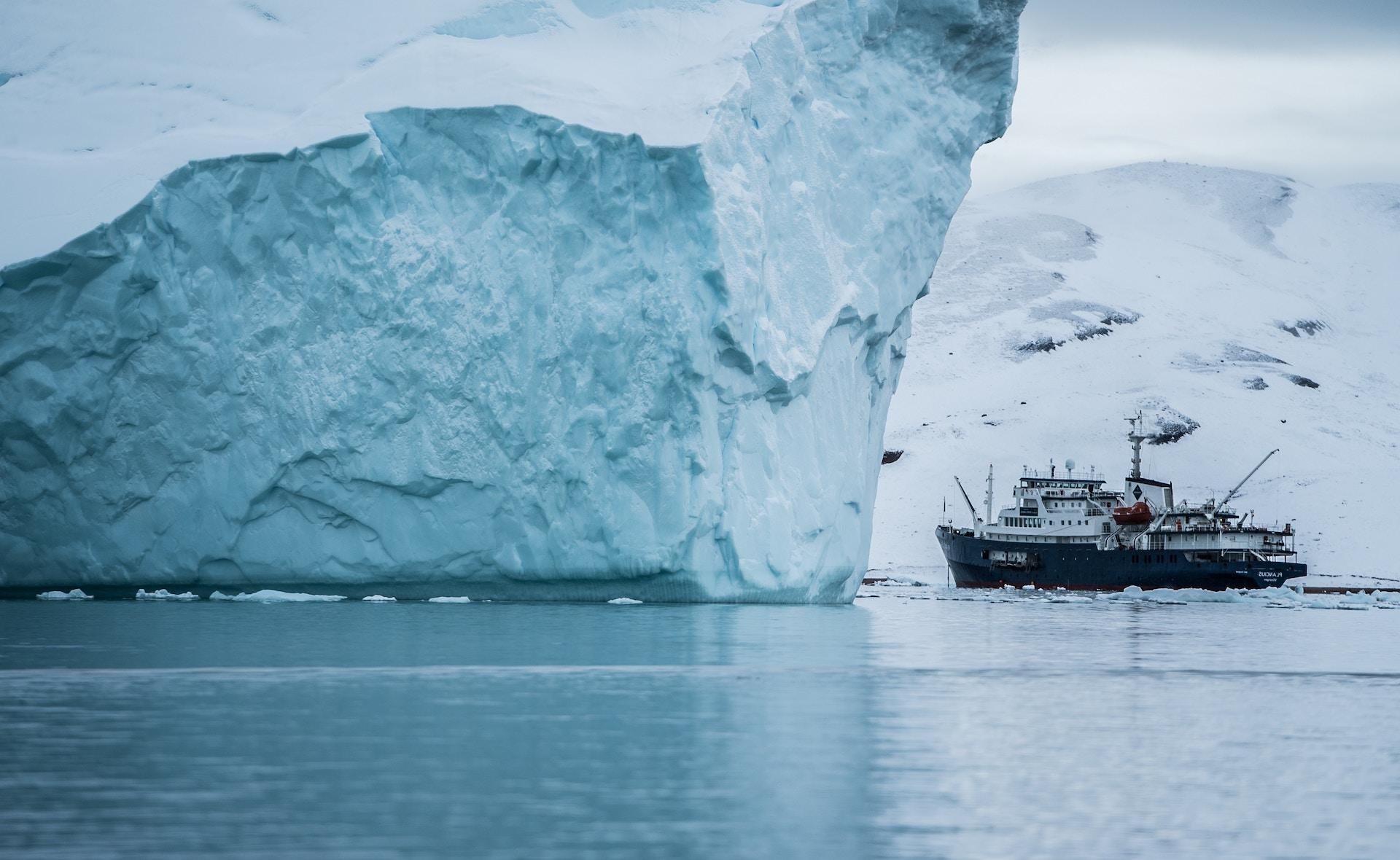 В антарктичні води вирушить українська експедиція