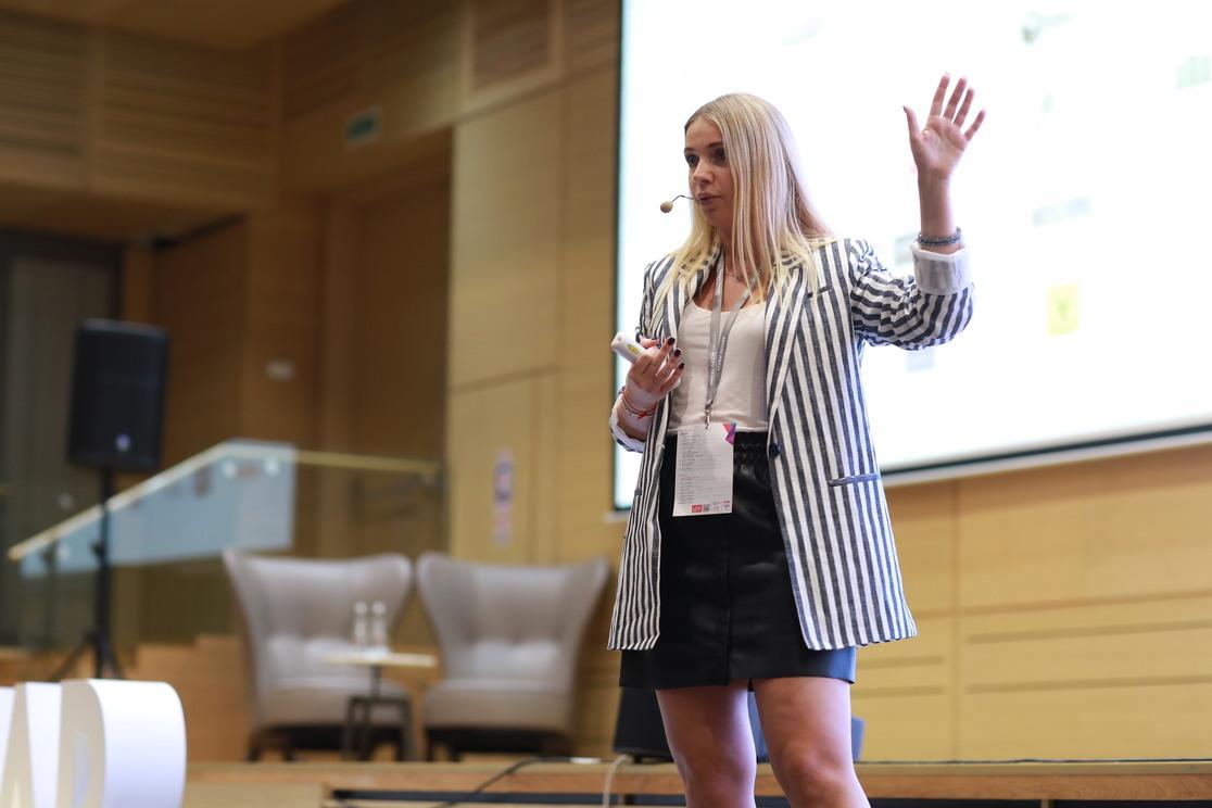 Nina Levčuk, kouč u Google — pro pobudovu personaľnogo brendu