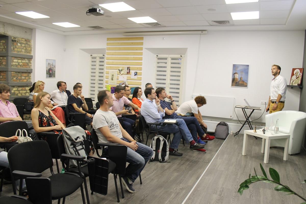Dmytro Vološyn, CTO Preply: «Zavždy prodavaj svij produkt»
